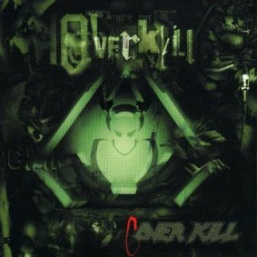 Download torrent Overkill - Coverkill (2015)