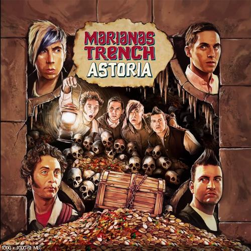 Download torrent Marianas Trench - Astoria (2015)