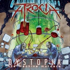 Download torrent Atrocia - Dystopia: The Machine Murders (2015)