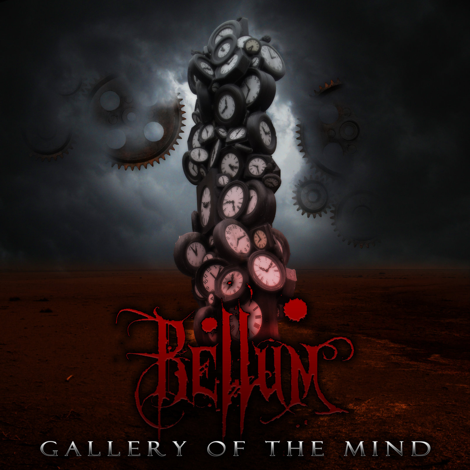 Download torrent Bellum - Gallery Of The Mind (EP) (2015)