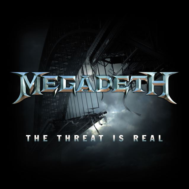 Download torrent Megadeth - The Threat Is Real (2015)