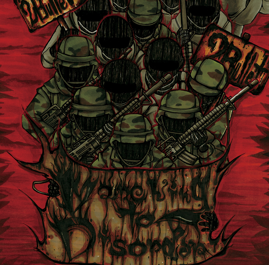 Download torrent 2 Bullet - Marching To Disorder (2015)