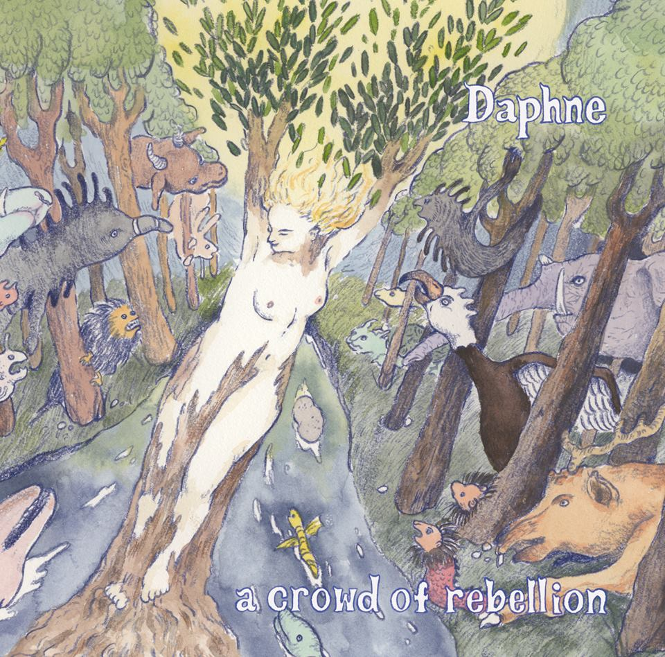 Download torrent A Crowd Of Rebellion - Daphne (EP) (2015)