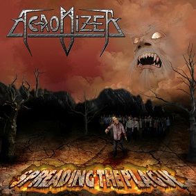 Download torrent Acromizer - Spreading The Plague (2015)
