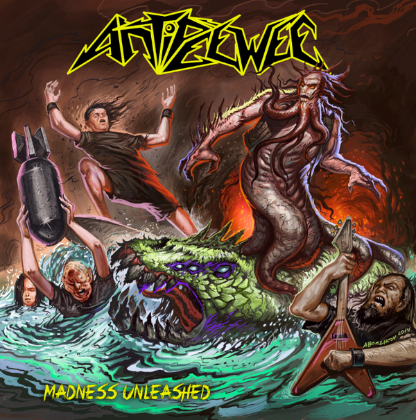 Download torrent Antipeewee - Madness Unleashed (2015)