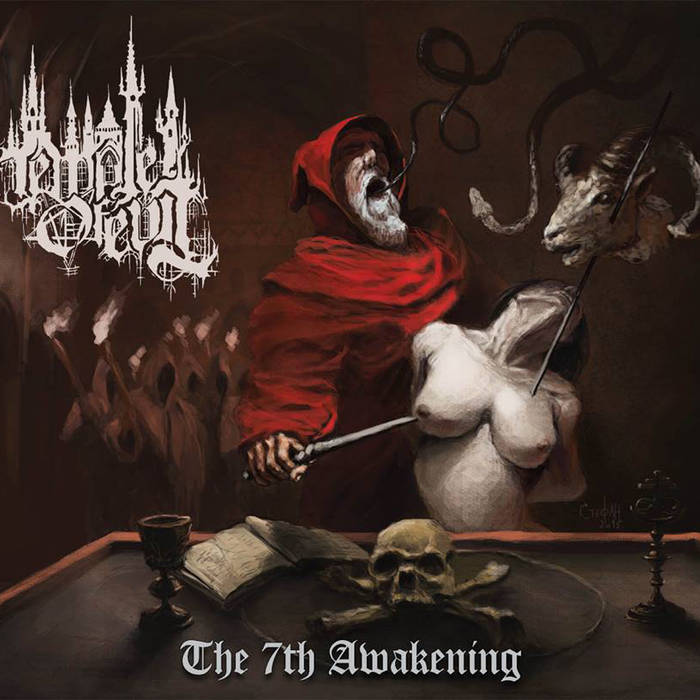 Download torrent Temple Of Evil - The 7th Awakening (2015)
