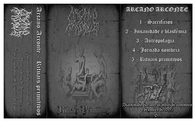 Download torrent Arcano Arconte - Rituais Primitivos (2016)