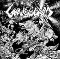 Download torrent Gravewürm - Doomed to Eternity (2015)
