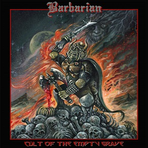 Download torrent Barbarian - Cult of the Empty Grave (2016)