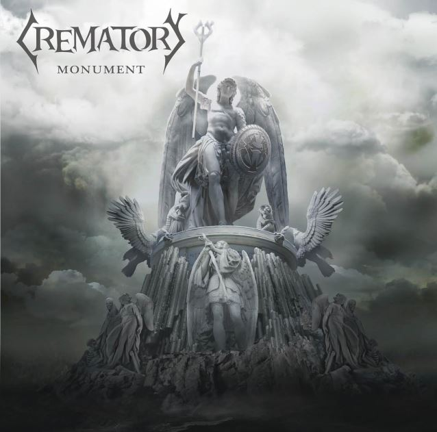 Download torrent Crematory - Monument (2016)