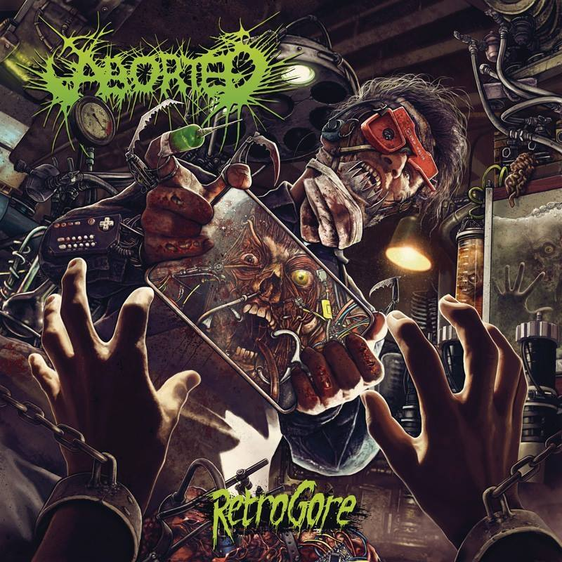 Download torrent Aborted - Retrogore (2016)