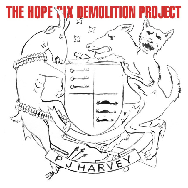Download torrent PJ Harvey - The Hope Six Demolition Project (2016)