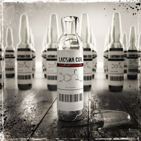 Download torrent Lacuna Coil - Dark Adrenaline (2012)