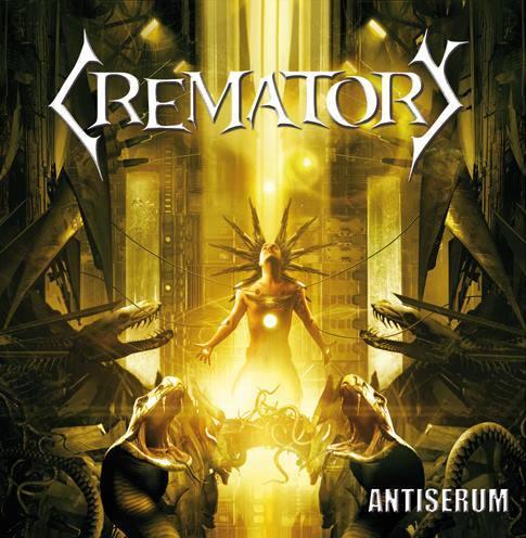 Download torrent Crematory - Antiserum (2014)
