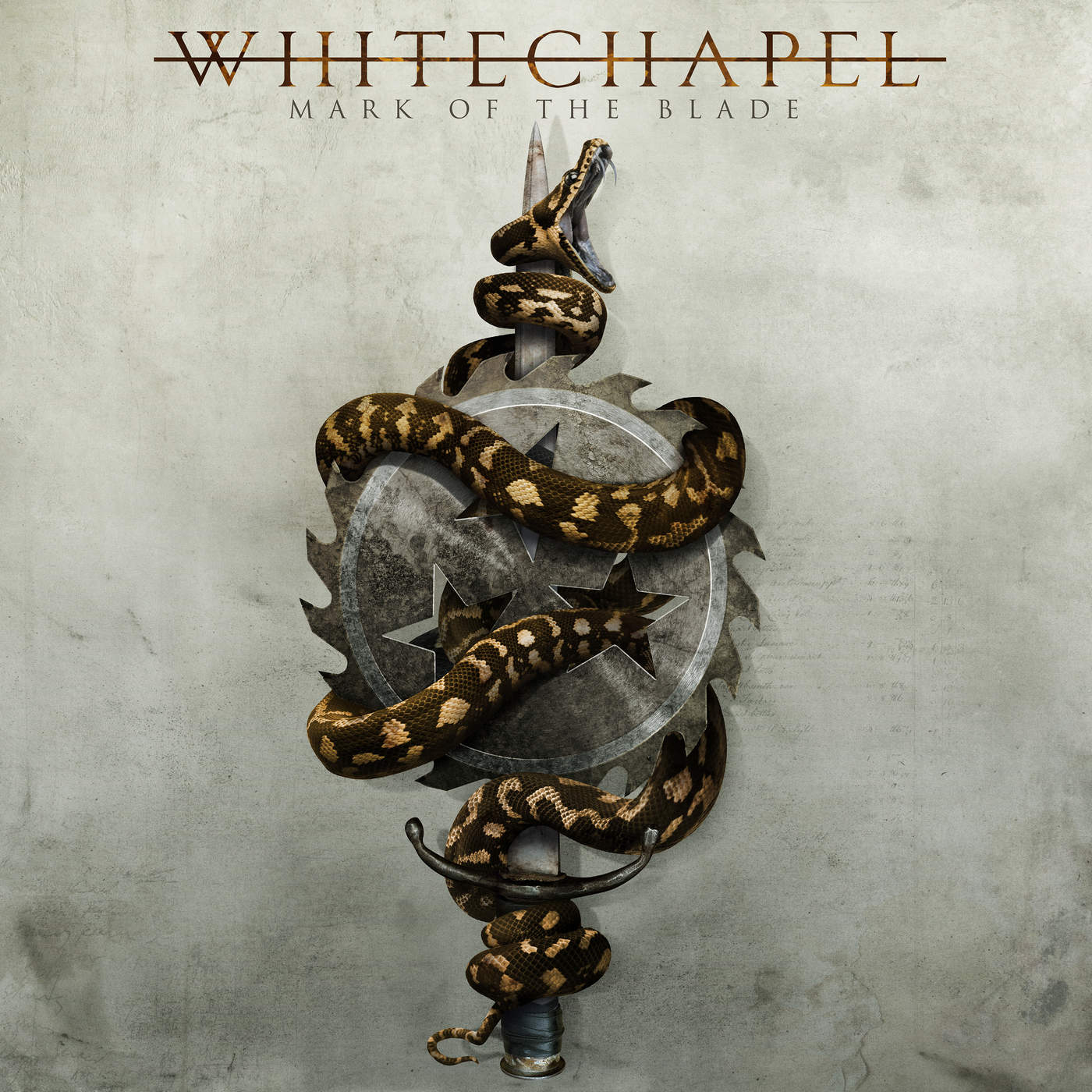 Download torrent Whitechapel - Mark of the Blade (Single) (2016)