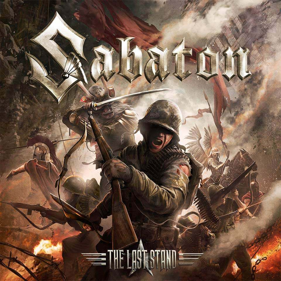 Download torrent Sabaton - The Last Stand (2016)