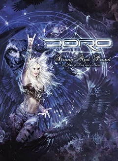 Download torrent Doro - Strong and Proud - 30 Years of Rock and Metal (2016)