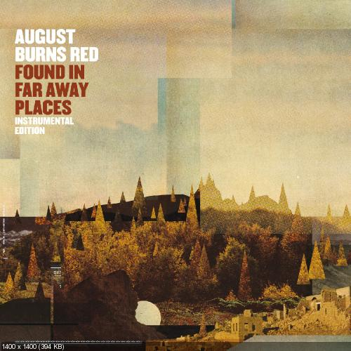 Download torrent August Burns Red - Found In Far Away Places [Instrumental Edition] (2016)