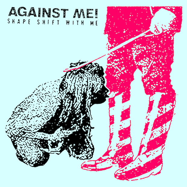 Download torrent Against Me! - Shape Shift With Me (2016)