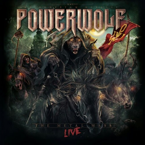 Download torrent Powerwolf - The Metal Mass - Live (2016)