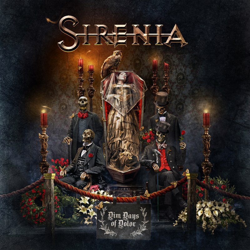 Download torrent Sirenia - Dim Days Оf Dolor (2016)