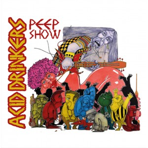 Download torrent Acid Drinkers - Peep Show (2016)