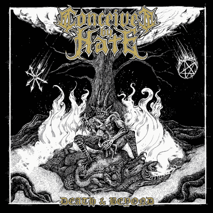 Download torrent Conceived by Hate - Death & Beyond (2016)