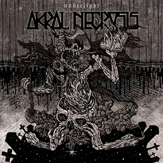 Download torrent Akral Necrosis - Underlight (2016)