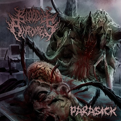 Download torrent Bloody Anatomies - Parasick (2016)