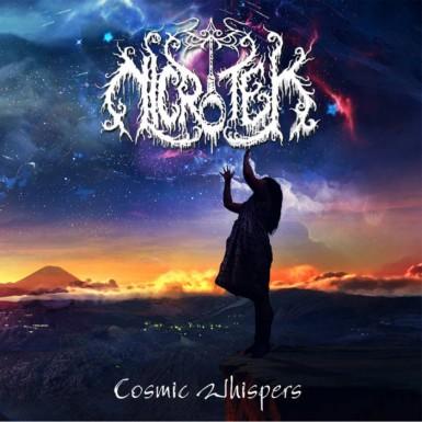 Download torrent Nicrotek - Cosmic Whispers (2016)
