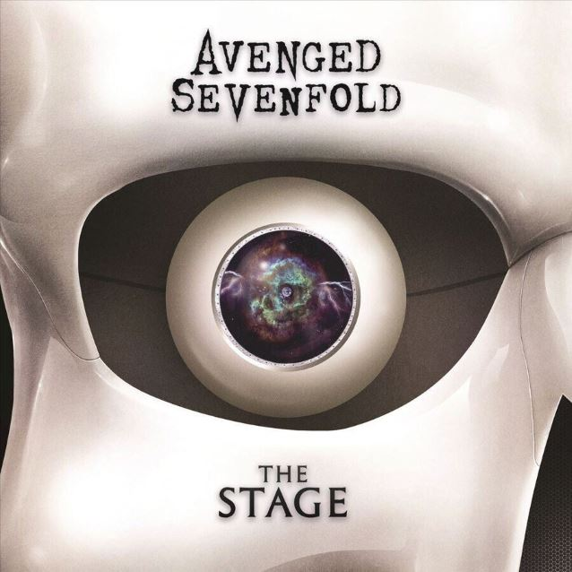 Download torrent Avenged Sevenfold - The Stage [Single] (2016)