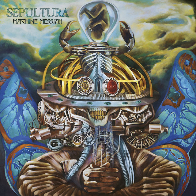 Download torrent Sepultura - Machine Messiah (2017)