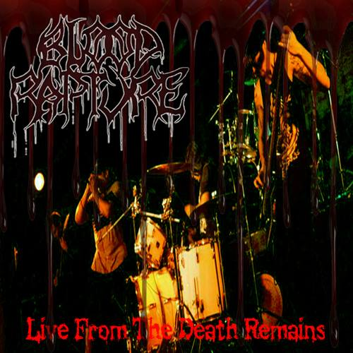 Download torrent Blood Rapture - Live From The Death Remains (2016)