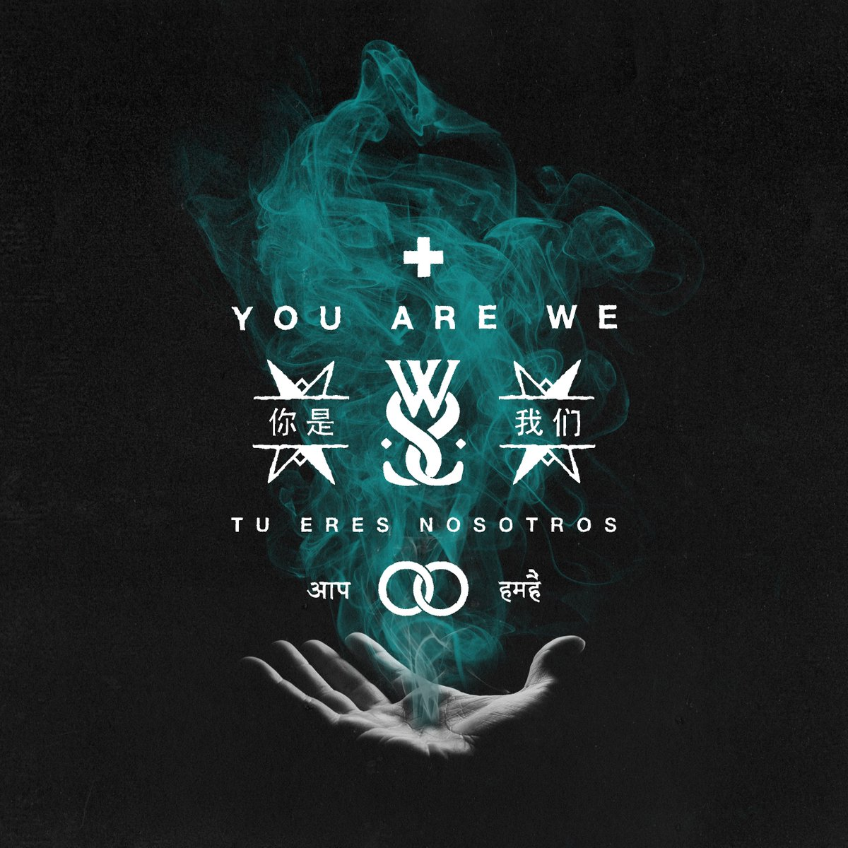 Download torrent While She Sleeps - You Are We (2017)