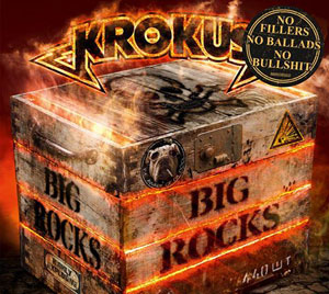 Download torrent Krokus - Big Rocks (2017)