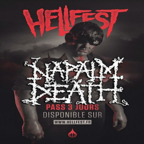 Download torrent Napalm Death - Live At Hellfest (2016)