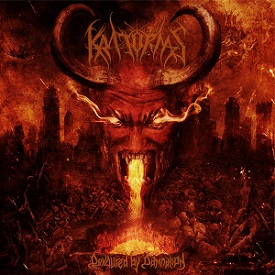 Download torrent Kratornas - Devoured by Damnation (2016)
