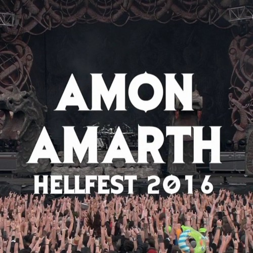 Download torrent Amon Amarth - Hellfest (Clisson, France) (2016)