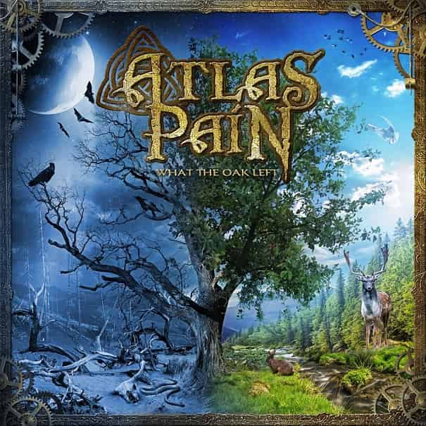Download torrent Atlas Pain - What the Oak Left (2017)