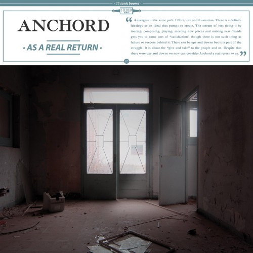 Download torrent Anchord - As a Real Return (2017)