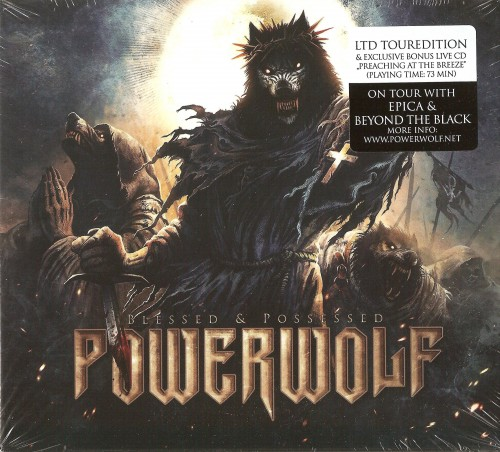 Download torrent Powerwolf - Blessed & Possessed (Tour Edition) (2017)