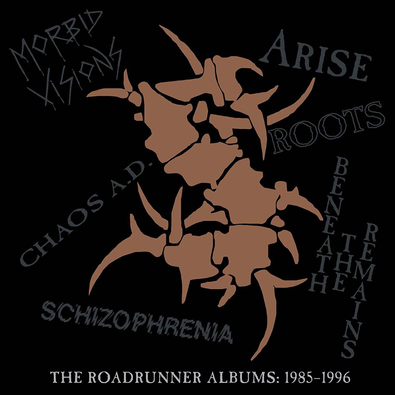 Download torrent Sepultura - The Roadrunner Albums: 1985-1996 (2017)