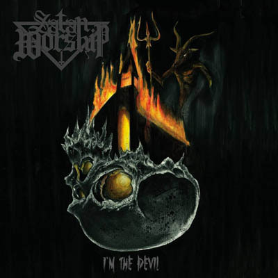 Download torrent Satan Worship - I'm the Devil (2017)