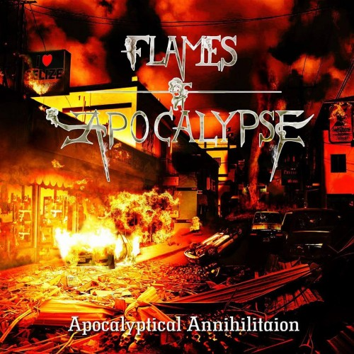 Download torrent Flames Of Apocalypse - Apocalyptical Annihilation (2016)
