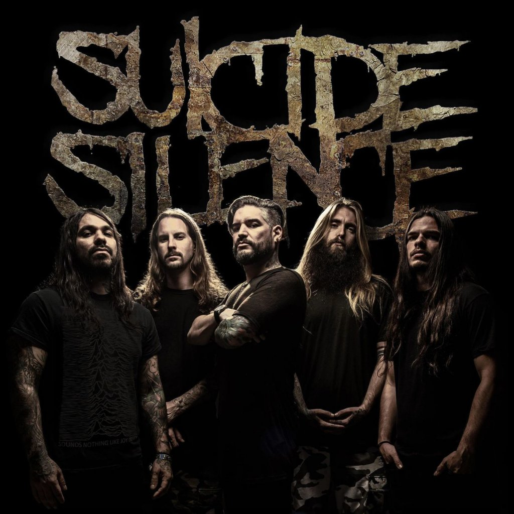 Download torrent Suicide Silence - Suicide Silence (2017)