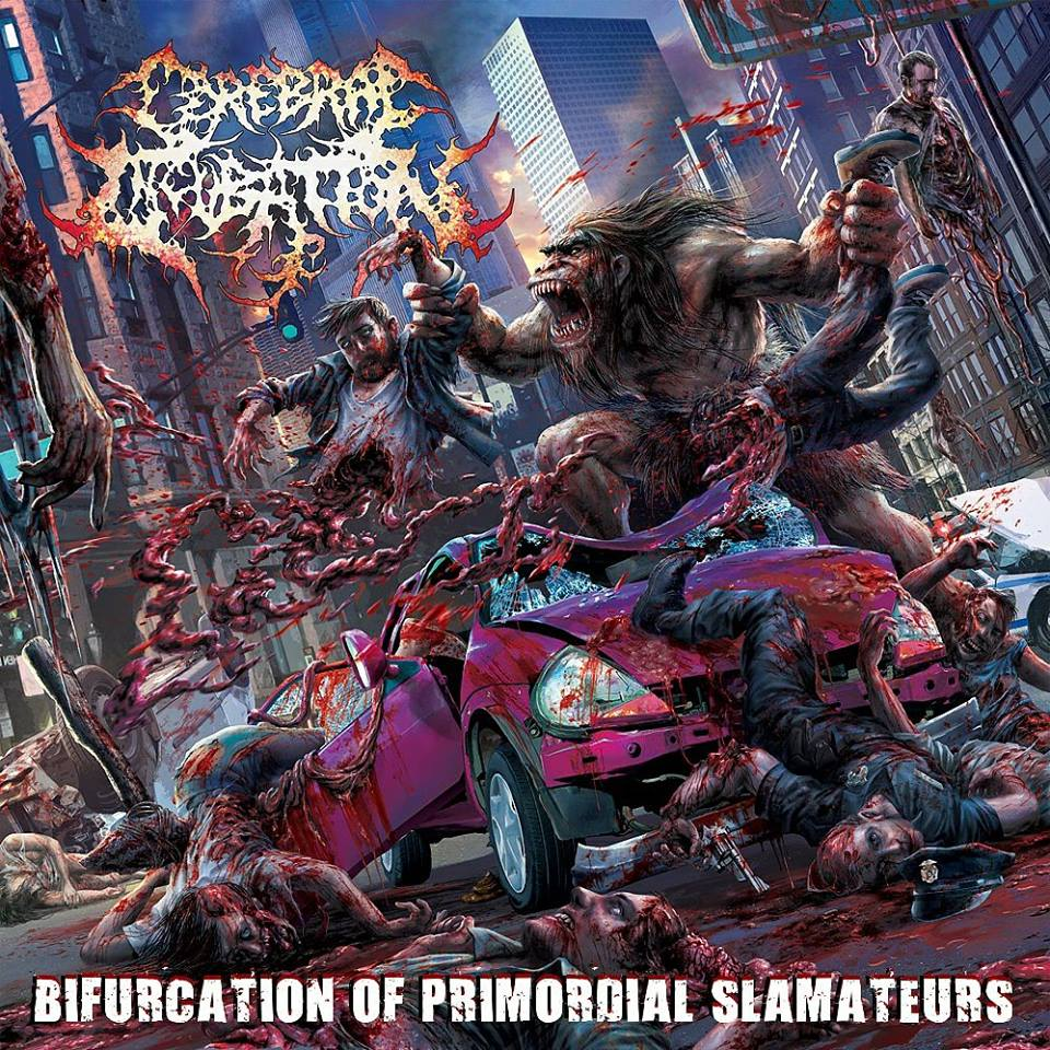 Download torrent Cerebral Incubation - Bifurcation Of Primordial Slamateurs (2017)