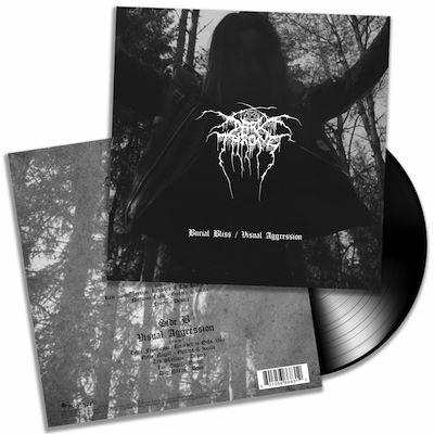 Download torrent Darkthrone - Burial Bliss / Visual Aggression (2017)