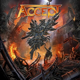 Download torrent Accept – The Rise of Chaos (Single) (2017)