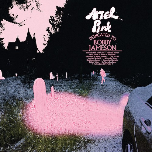 Download torrent Ariel Pink - Dedicated to Bobby Jameson (2017)