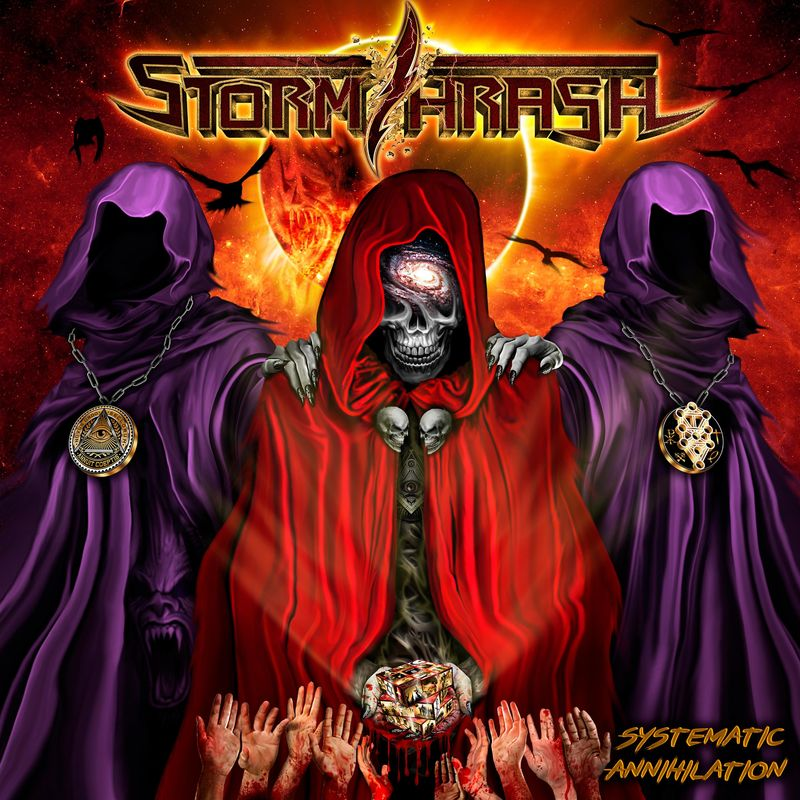 Download torrent StormThrash - Systematic Annihilation (2017)